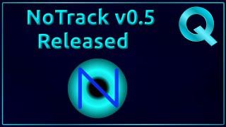 NoTrack v0.5 Released