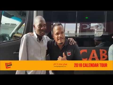 Ligwalagwala FM Calendar Tour