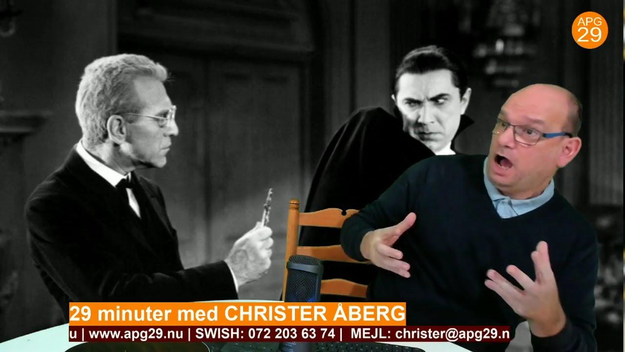 Christer Åberg i 29 minuter.