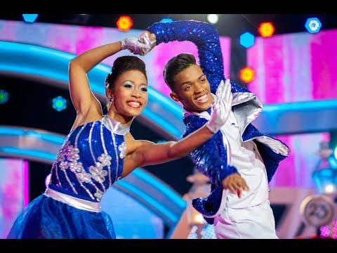 Lisandra en programa #07 'Bailando en Cuba'