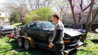 cross country roadtrip across america muscle cars and all