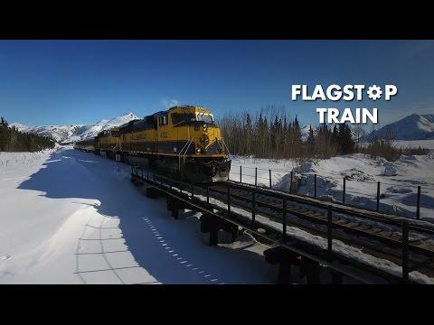 Chris Tarrant: Extreme Railway Journeys - Flagstop Train