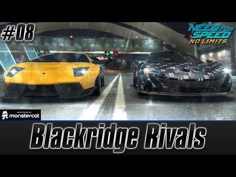 Need For Speed No Limits: Blackridge Rivals - Season 16 (Day 8) - FINALLY OVER 5000 - 동영상