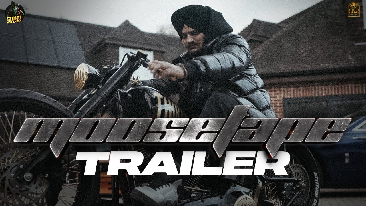 Download Moosetape 2021 (Official Trailer) Sidhu Moose Wala   The Kidd   Sukh Sanghera   Gold Media