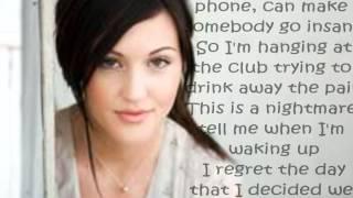 ALONE AGAIN (UK RADIO EDIT)-ALYSSA REID