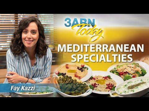 "3ABN Today Cooking - ""Mediterranean Specialties"" (TDYC190004)"