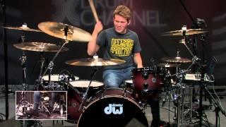Harley deWinter ( Drum Cover ) - Invincible by Adelitas Way