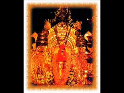 Kaashi inda BandaSri Manjunatha Kannada Devotional Song by sangam and shreyas