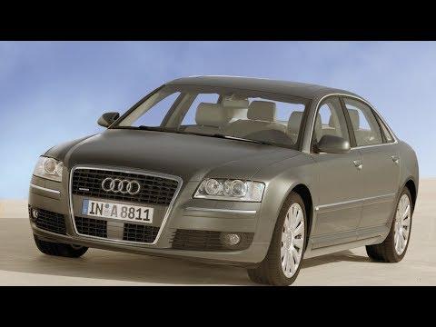 2005 Audi A8L 4.2 TDI quattro