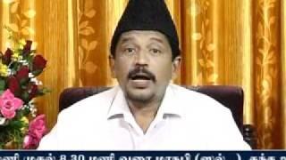 MaaNabi (Sal) avargal thantha Unmai Islam Ep:65 Part-1 (17/10/2010)