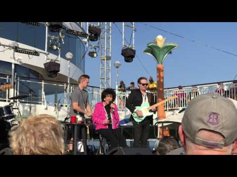 Outlaw Country Cruise 2017 music