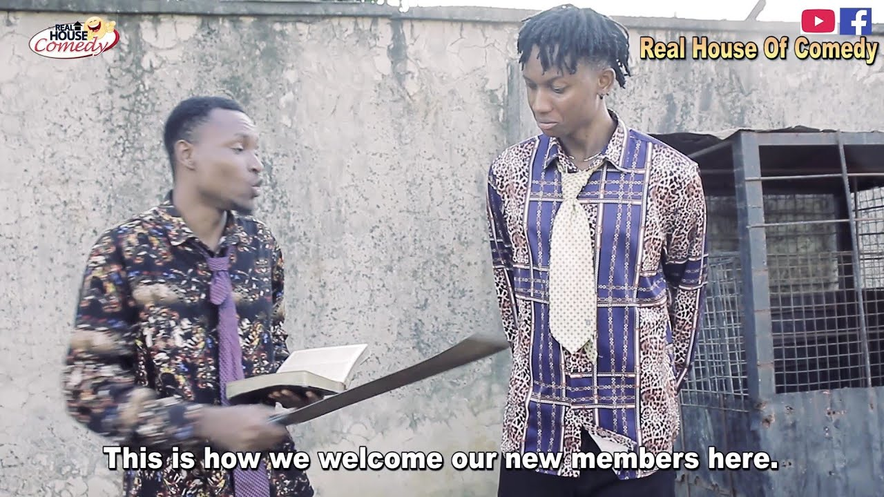 Download The New Church Member (Real House Of Comedy)