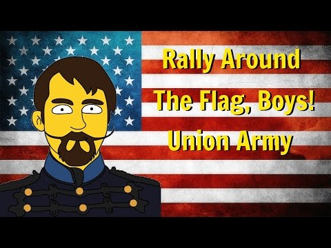 American Civil War - Union Campaign - part 1