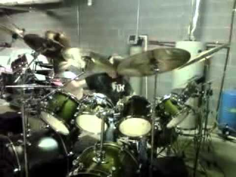 the best heavy metal drum solo ever youtube. Black Bedroom Furniture Sets. Home Design Ideas