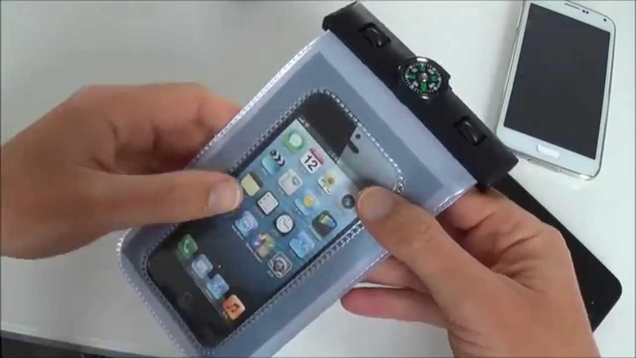 Coque Etanche Iphone  Plus