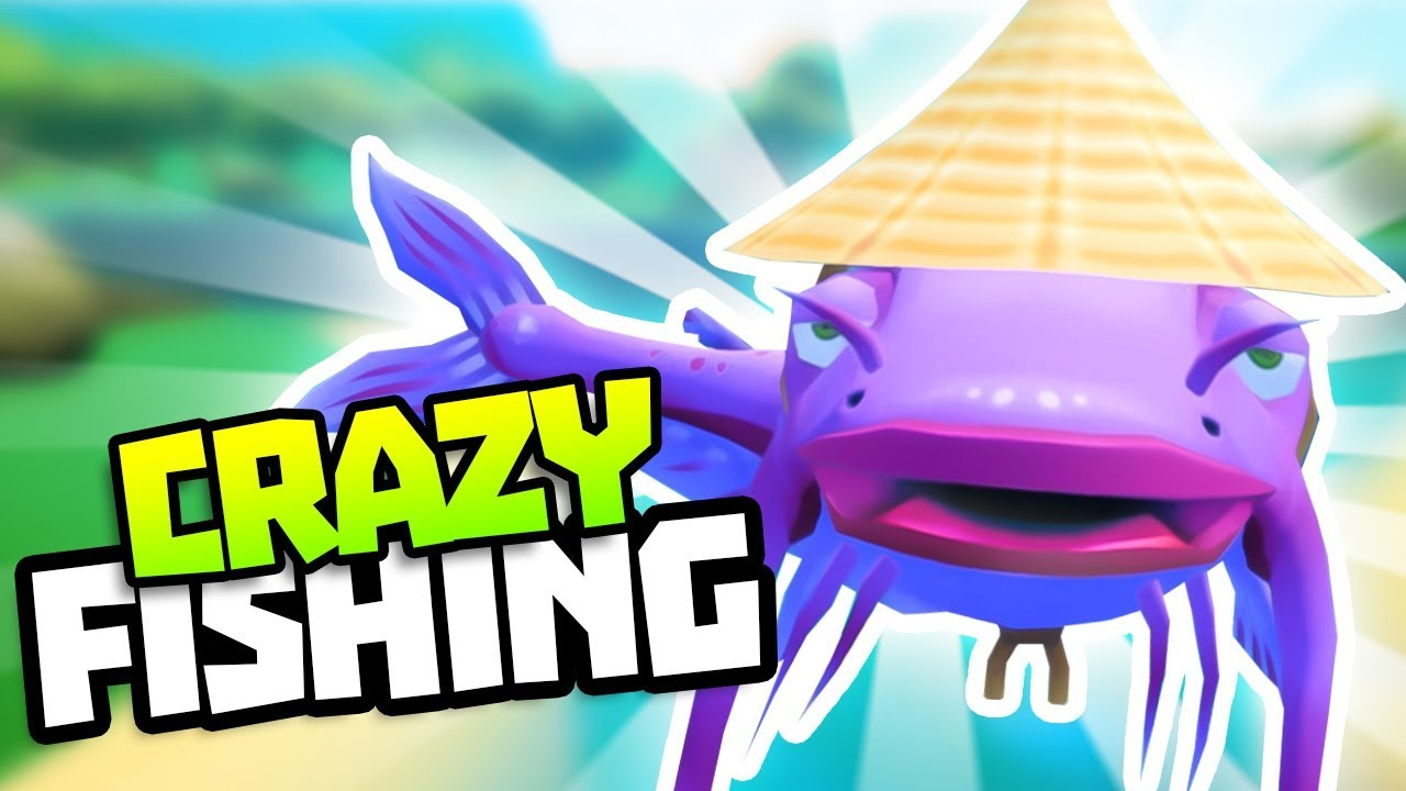 Legendary wise fish all legendary fish in crazy fishing for Crazy fishing vr