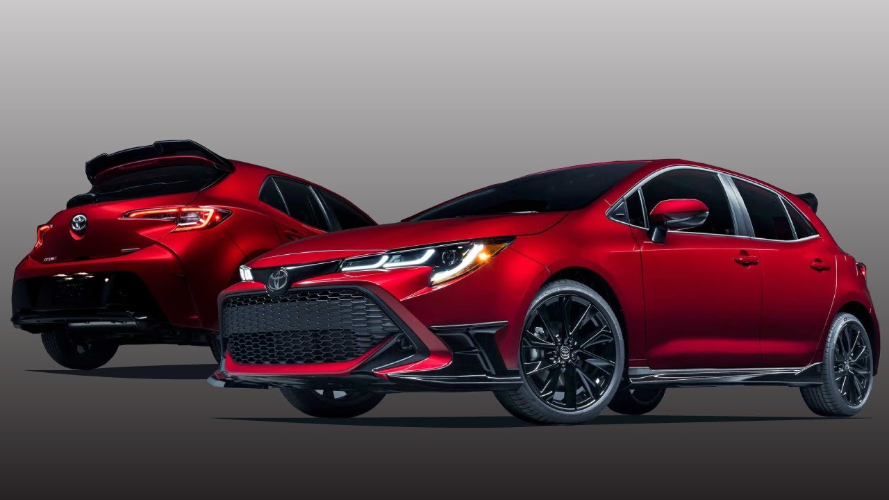 2021 Toyota Corolla Hatchback Review and Release date