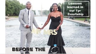 Lessons Learned in our 1 yr of COURTSHIP: Lost files| Before the Proposal and Wedding