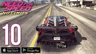 NEED FOR SPEED NO LIMITS - Walkthrough Gameplay Part 10 - Lamborghini Veneno
