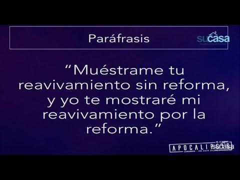 Culto De Adoración - 05-05-18  - Reavivamiento Y Reforma - Pr. Joel Barrios