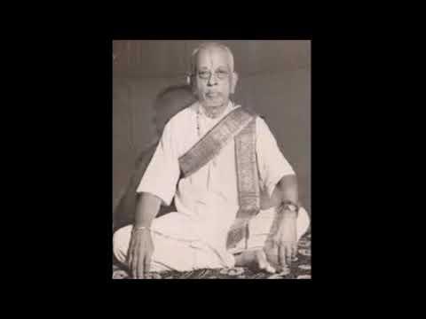 Vidwan Ariyakudi Ramanuja