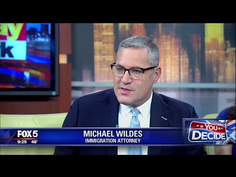 Immigration lawyer Michael Wildes on Immigration to Canada