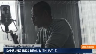 jay z s business behind his mega deal with samsung
