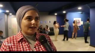 مهرجان لدعم الناشطين السوريين  في بيروت