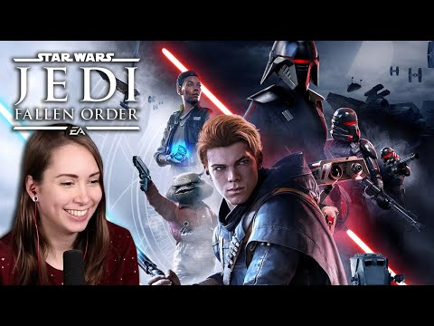 I Love The Combat System! - Star Wars Jedi: Fallen Order Gameplay [1]