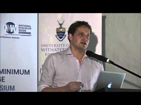 Arden Finn – UCT - A National Minimum Wage in the Context of