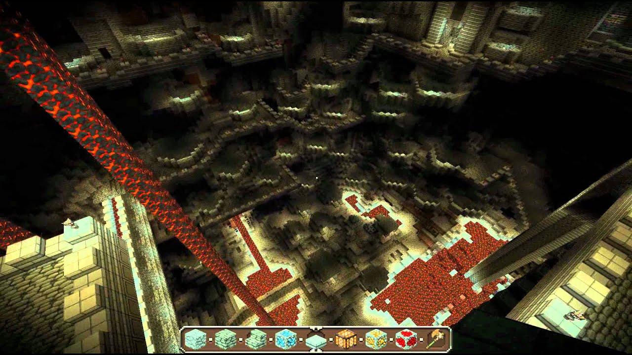 minecraft mines