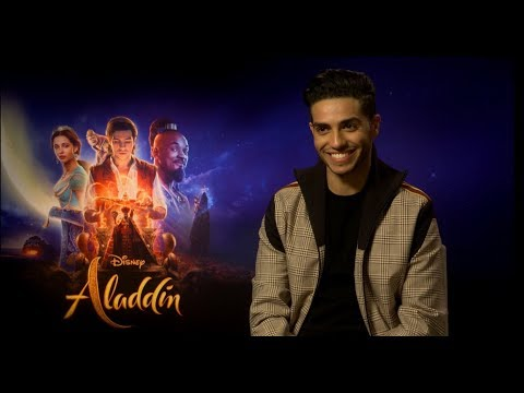 Mena Massoud & Will Smith became friends on set of Disney's Aladdin | Cineworld interview