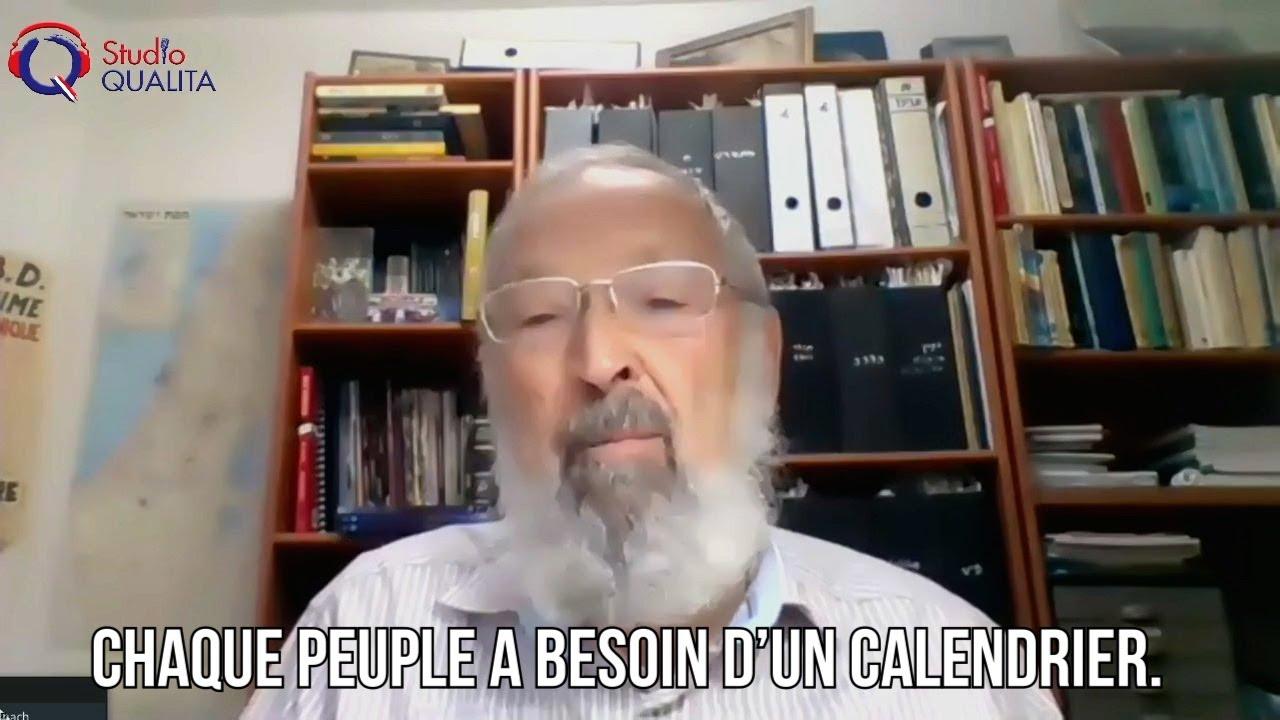 """""""Le mois lunaire signe le renouvellement perpétuel du peuple juif"""" - L'invité du 22 janvier 2021"""