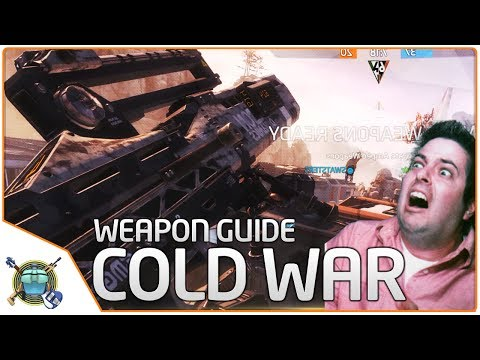 Titanfall 2 Weapon Guide:  Cold War