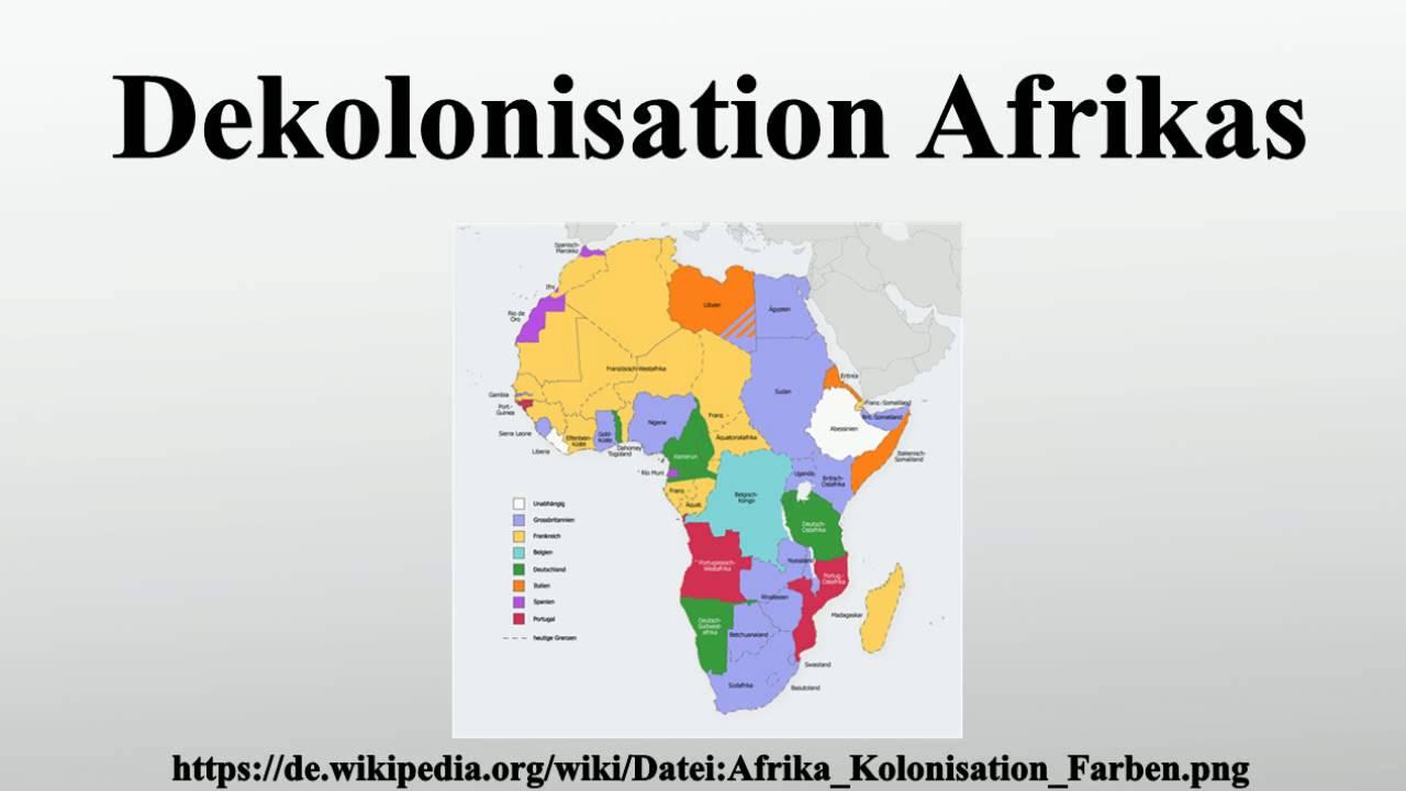 Dekolonisation Afrikas