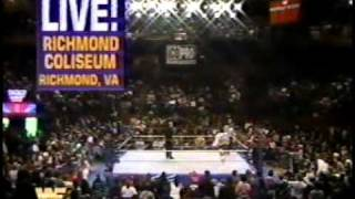 1994 01 10 Raw   Undertaker confronts Yoko; Undertaker vs Ray Hudson