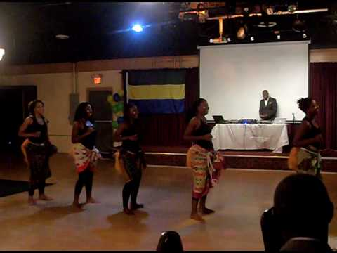 "Gabonese Traditional ""AH♥B"""
