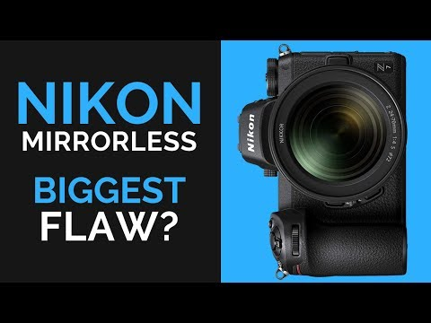 Nikon Z6 & Z7 BIGGEST FLAW? (Unsuable for PRO Work?)