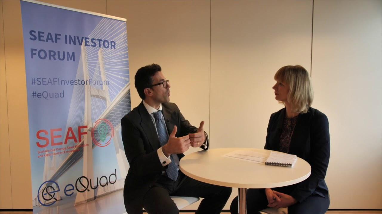 Financing energy efficiency with Davide Cannarozzi (SEAF Investor Forum)