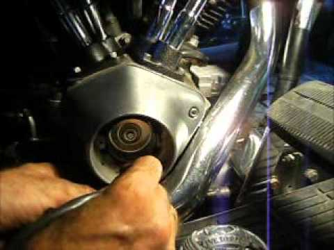 installing an accel ignition system in your old big twin harley, Wiring diagram