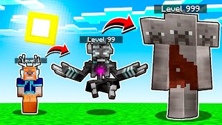 COMA MONSTRONS PARA EVOLUIR NO MINECRAFT !