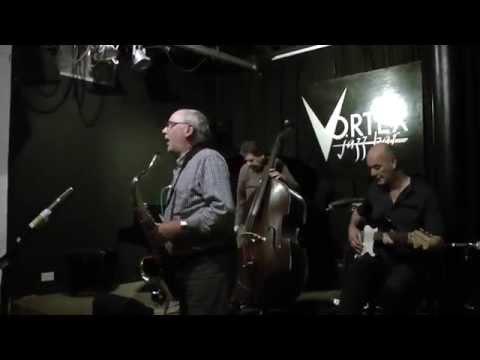 The Paulinus trio – Dave Tucker / John Rangecroft / Marcio Mattos 21-09-14