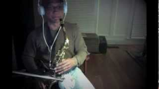 Never Thought (That I Could Love) - Dan Hill  -  (saxophone cover)