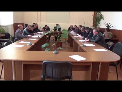 Ավագանու նիստ 25.01.2018թ.