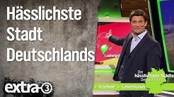 extra 3 kürt die hässlichste Stadt Deutschlands | extra 3 | NDR