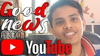 Good News From YouTube | New Policies in YPP | Mr.V