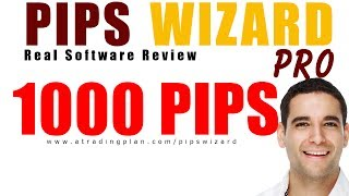 1000 PIPS - PIPS WIZARD PRO SWING TRADING