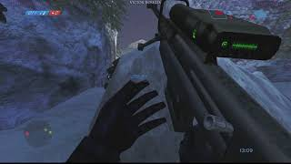 Halo The Master Chief Collection ➢ Halo 1 CTF Multiplayer Gameplay