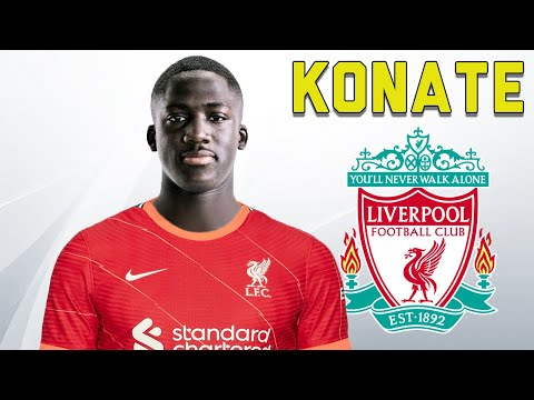 Ibrahima Konate ● Welcome to Liverpool ● Best Tackles & Passes ?