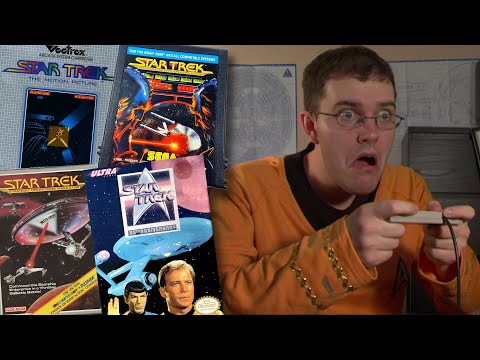 Star Trek - Angry Video Game Nerd - Episode 49
